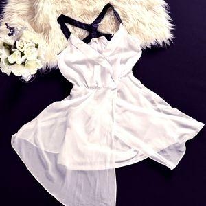 Gianni Bini White Dress